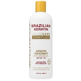 BRAZILIAN KERATIN TREATMENT WITH ARGAN OIL 16 OZ ORIGINAL