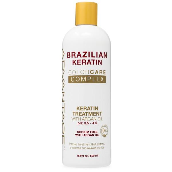 BRAZILIAN KERATIN TREATMENT WITH ARGAN OIL 16 OZ ORIGINAL